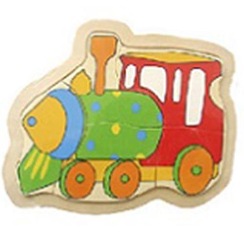 Legpuzzel klein dun (auto: 17,5 x 13)