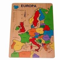 Legpuzzel europa groot nederlands