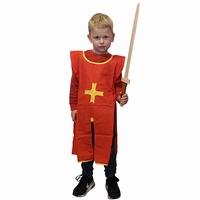 Ridder hesje rood (4-10 jaar)
