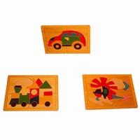 Legpuzzel voertuigen (29,7 x  21,6)