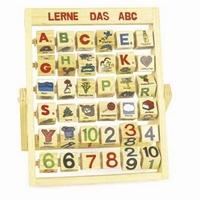 Lerne das ABC; Deutsch
