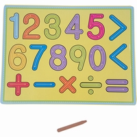 Cijfers labyrint / Cijfers leren schrijven; AANBIEDING!
