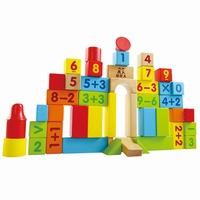 Blokken rekenen 50-delig; in doos