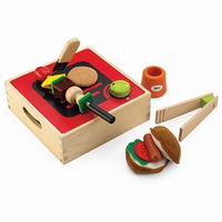 BBQ picknick set; Wonderworld 4537