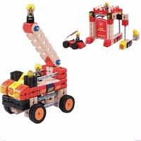 Wüdworkers brandweer kazerne / auto