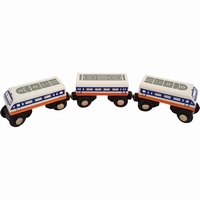 Trein 3-delig intercity; Mentari P 6610